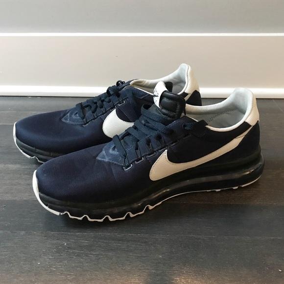 Nike Air Max LD Zero Men's Running Shows Navy